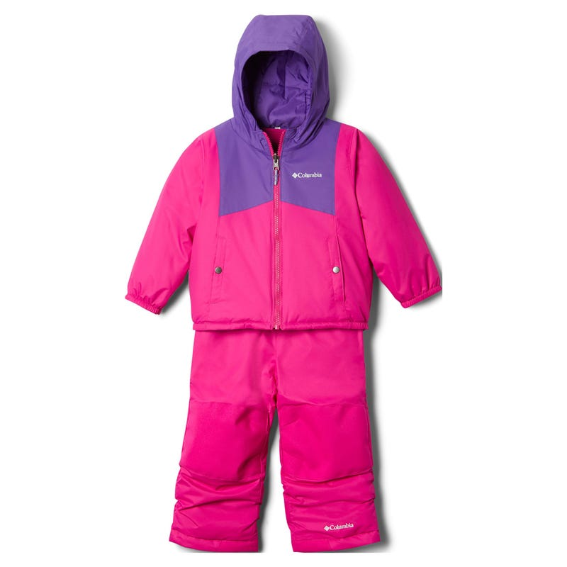Double Flake Snowsuit 2-4t