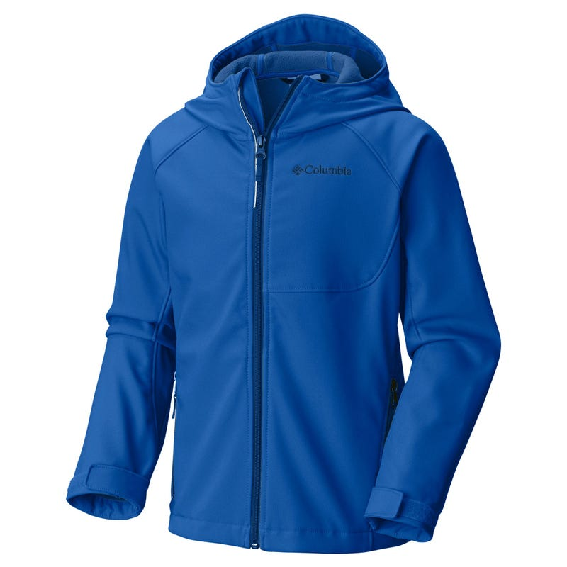 Softshell Cascade Ridge 8-16ans