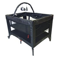 Funsport Portable Compact Playard - Black Arrows