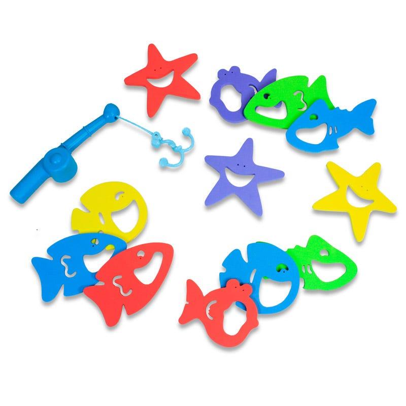 Bath Toy - Fish 'n Rod