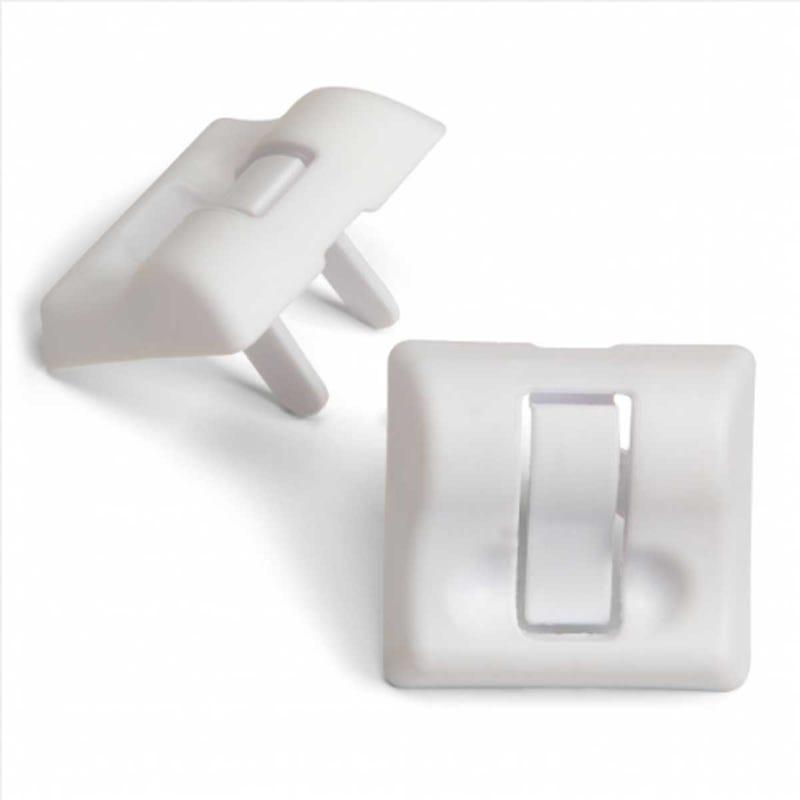 Press Tab Plug Protectors - Set of 32