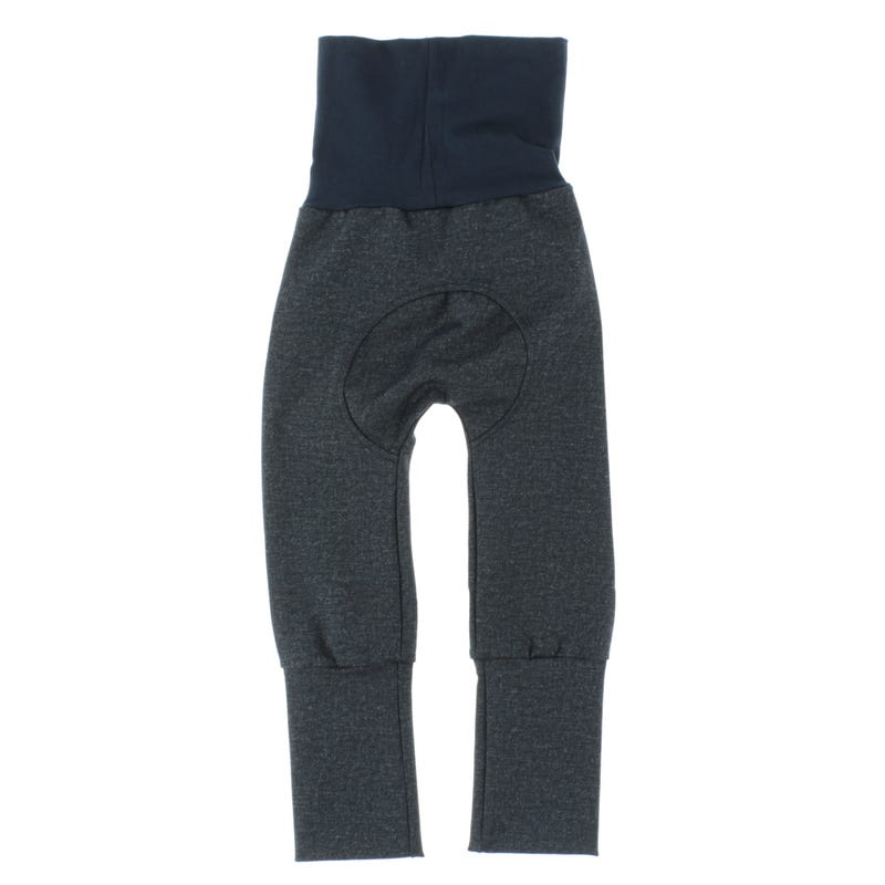 Evolutive Pants 0-36m - Denim