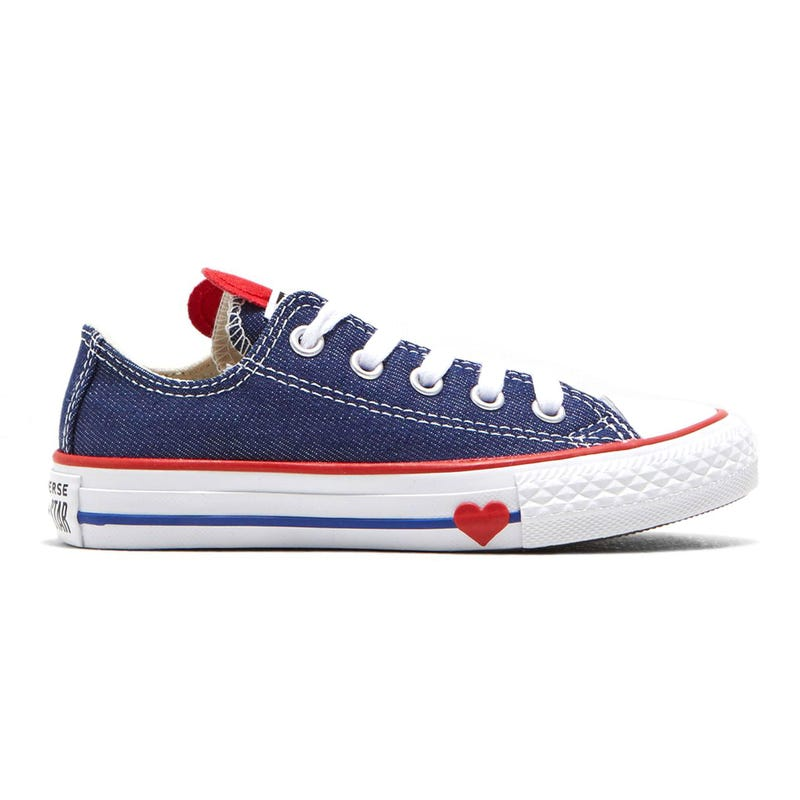 Chuck Taylor All Star Denim Love Low Top Sizes 11-3