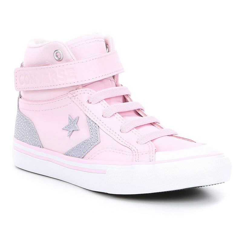 Pro Blaze Strap High Top Sizes 11-3 - Pink