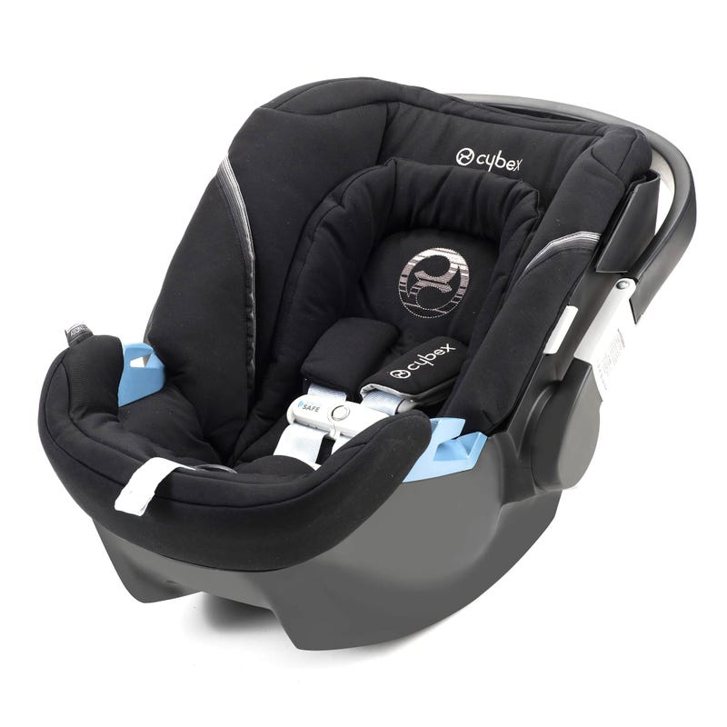 Car Seat Aton2 - Lavastone Black