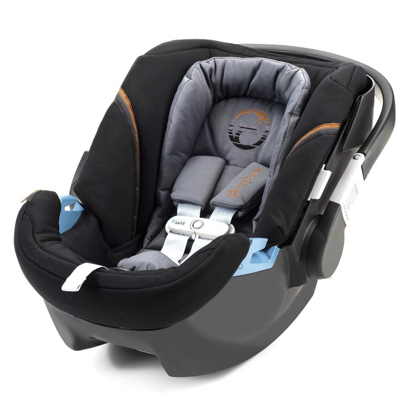 Car Seat Aton2 - Pepper Black