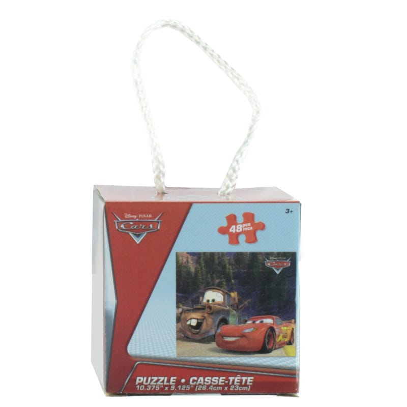48 Pieces Puzzle - Cars