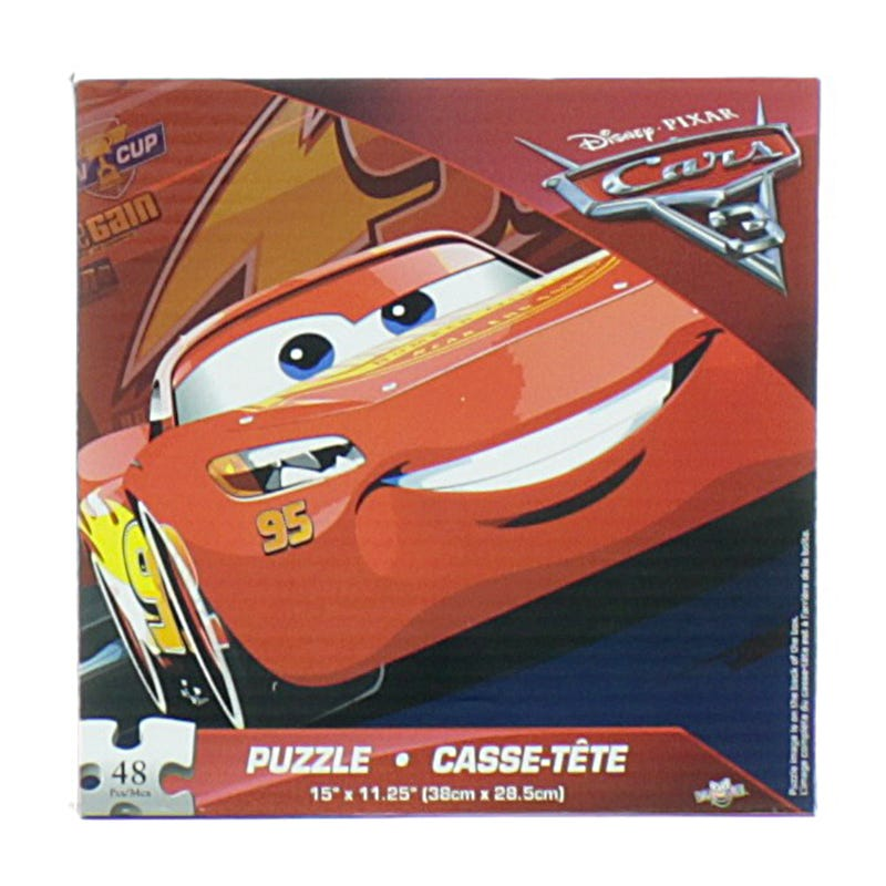 Cars 48 Pieces Puzzle