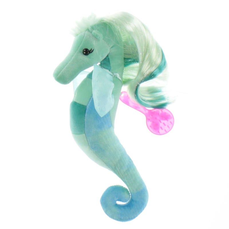 Hippocampe Nina Plush - Aqua