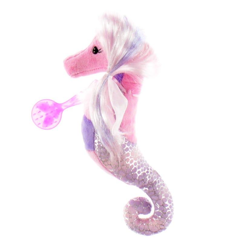 Hippocampe Calla Plush - Pink