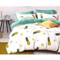 Pineapple Twin Duvet Cover