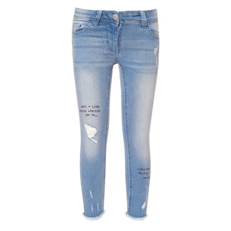 Jeans 3/4 Madrid 7-14ans