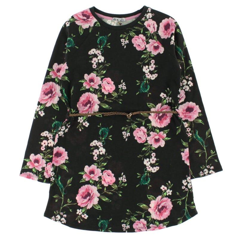 Robe Roses Savane 7-14