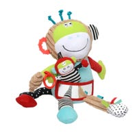 Play and Learn Monkey Activity Toy