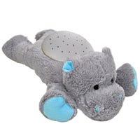 Lampe Crépuscule - Hippopotame