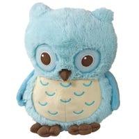 Owl Soothing Plush - Blue