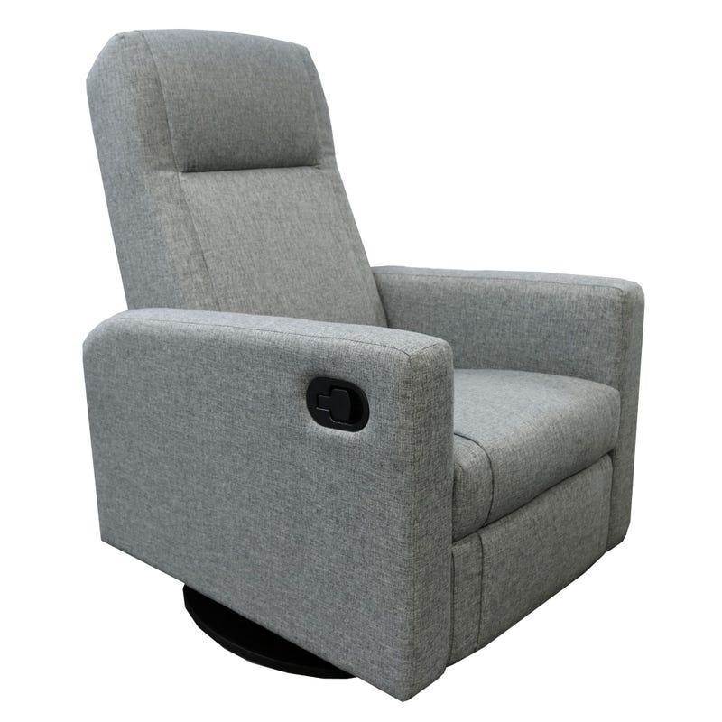 Swivel Gliding Armchair - 15 - 3140