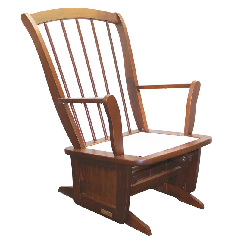 Chaise Berçante - Bois Brun Moyen