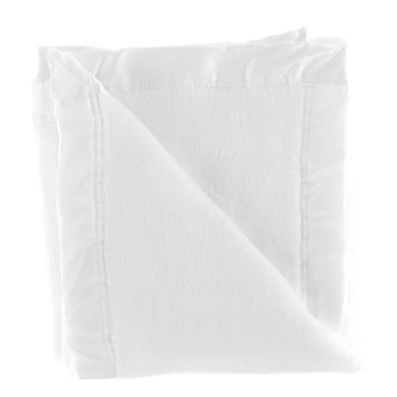 Couverture Microfibre - Blanc