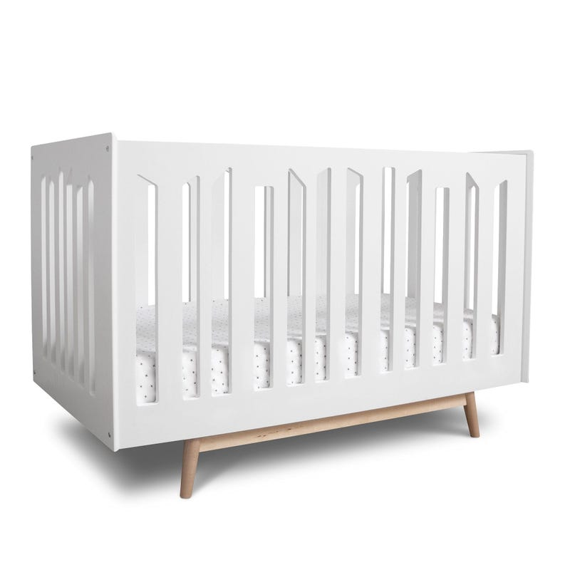Crib Lollipop - White/Natural