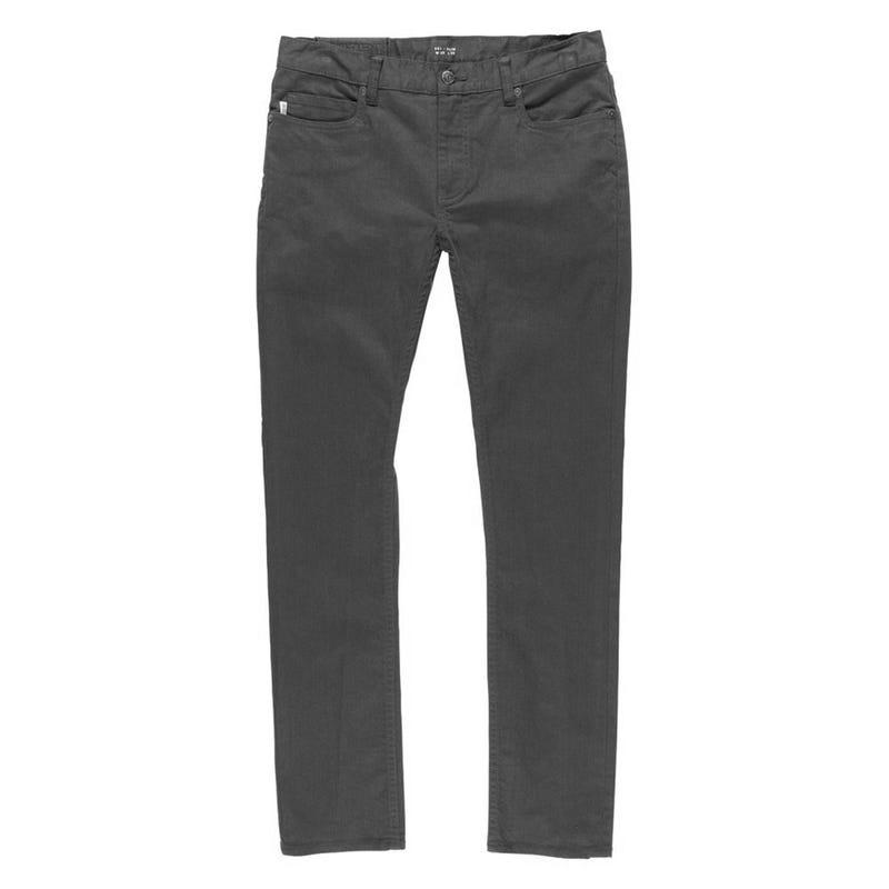 Pantalon Slim E01 Noir 8-16ans