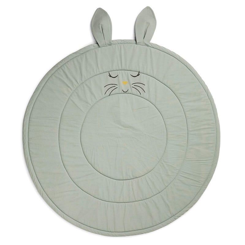 Playmat - Rabbit Mineral Green