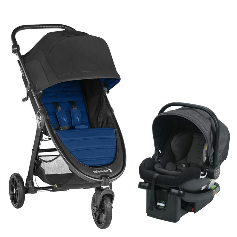 Ensemble Poussette City Mini GT2 Windsor et Siège d'auto City Go