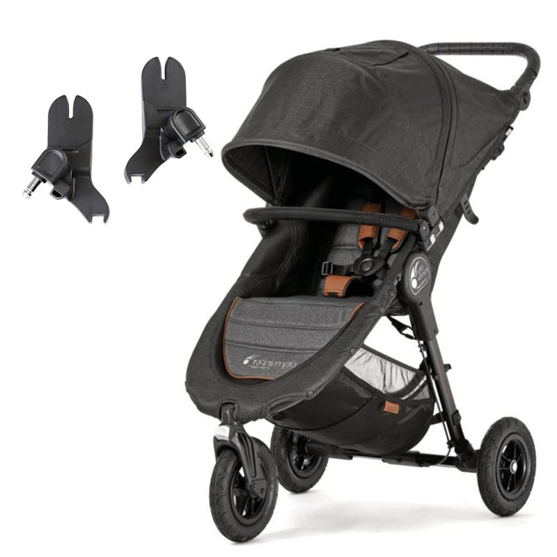 Mini Gt Stroller + Adapter - 10th Anniversary Special Edition