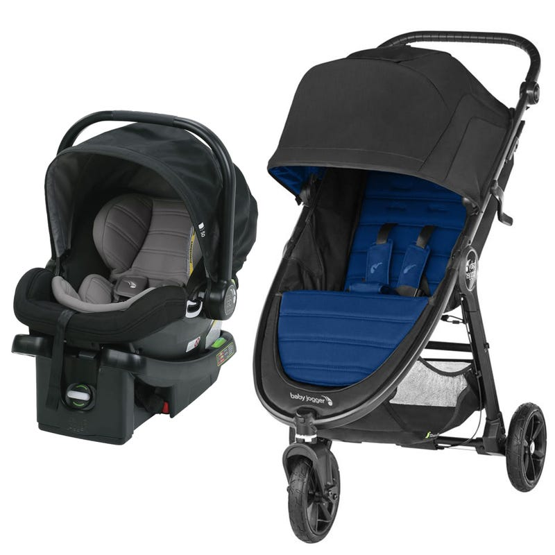 Travel System City Mini GT2 + City Go - Windsor