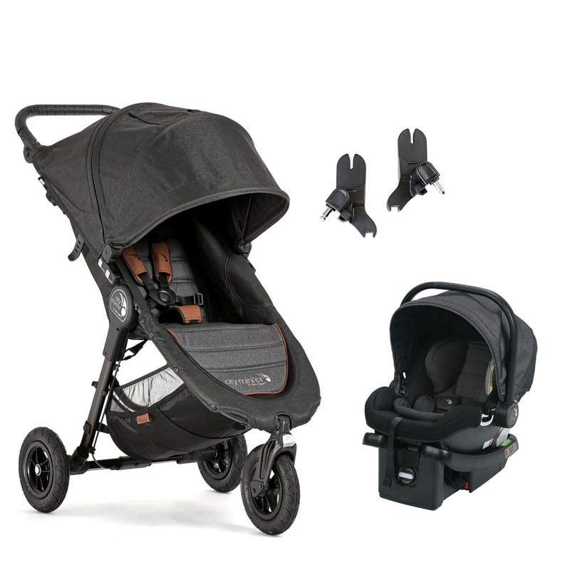 Bundle Mini GT Stroller and City Go Car Seat