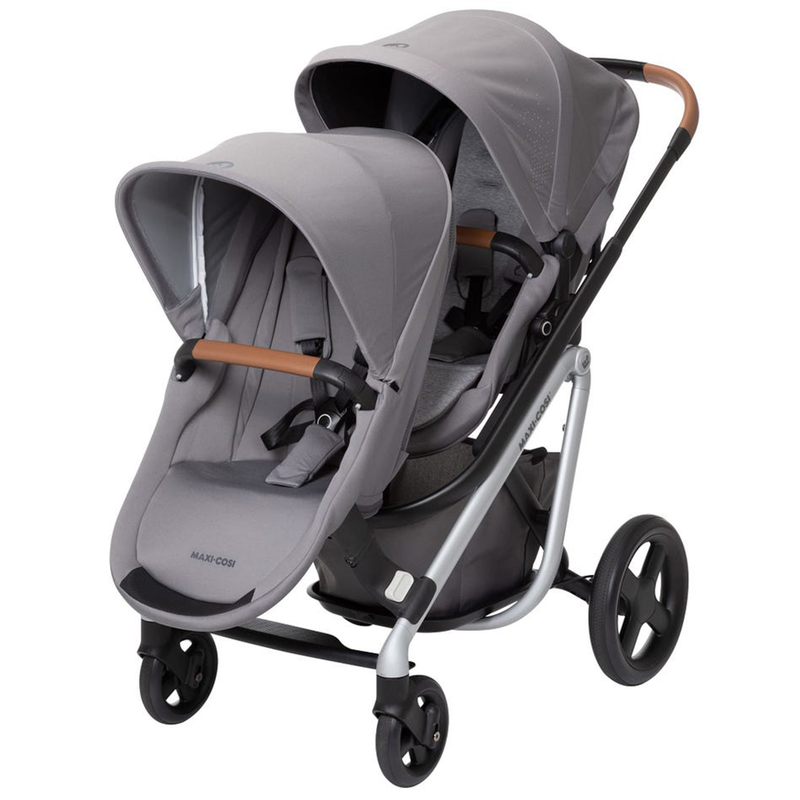 Lila Stroller  + Second seat - Nomad Grey