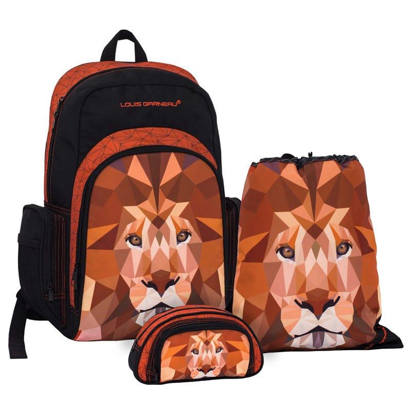 Garneau 3 pcs Lion Set