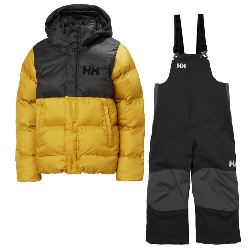 Vision Snowsuit 5-7Y - Yellow
