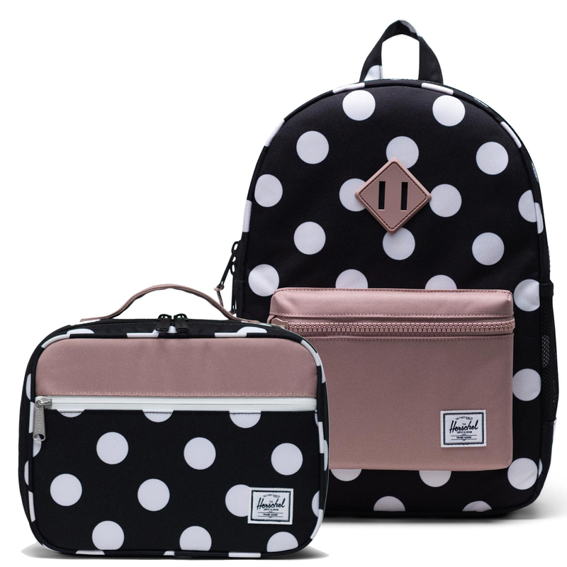 Bundle Backpack + Lunch box- Heritage