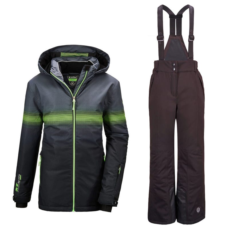 Glenshee Snowsuit 10-16 - Black