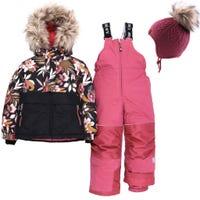 Mt Monarch + Hat- Pink