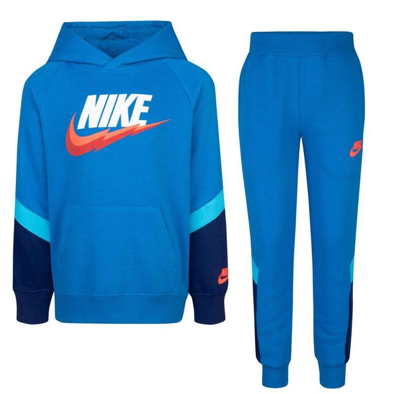 Ensemble G4G FT Nike 4-7ans - Bleu
