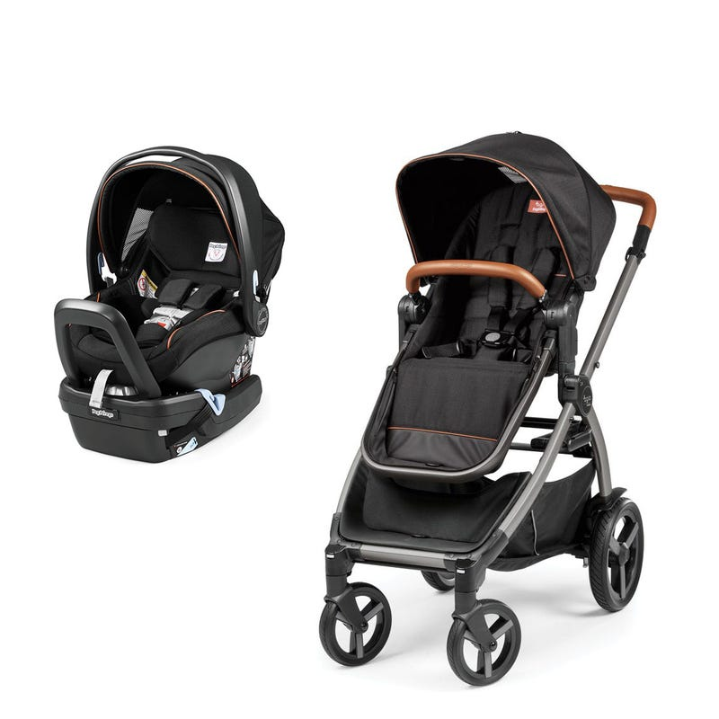 Bundle Z4 Agio Stroller and Nido Agio Car Seat