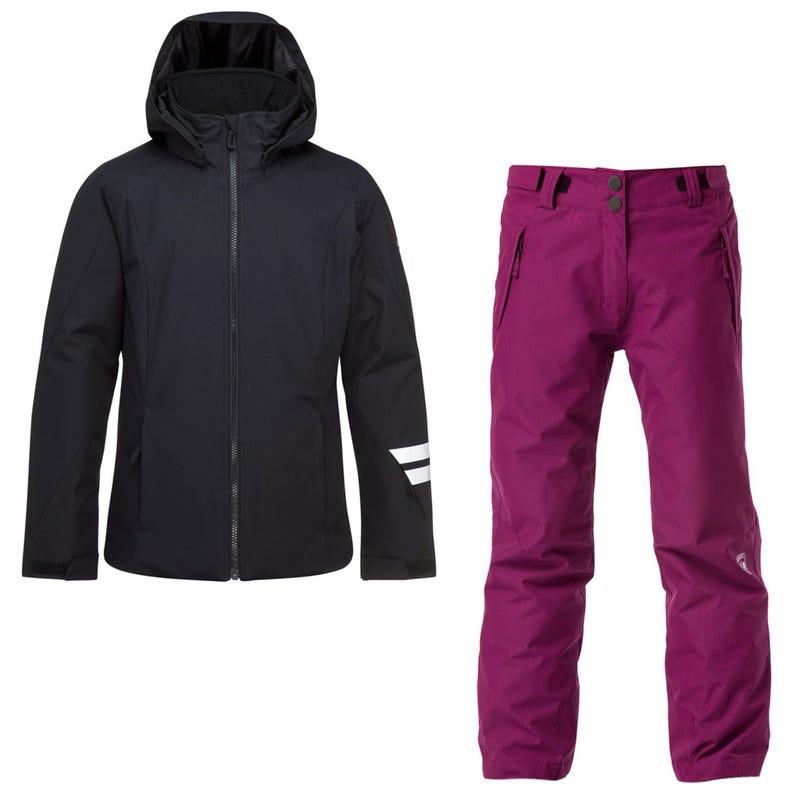 Fonction Snowsuit 12-16Y - Plum