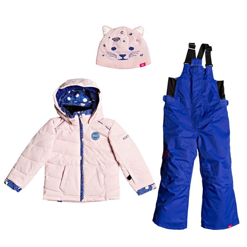 Snowsuit Anna 2-7y- Pink