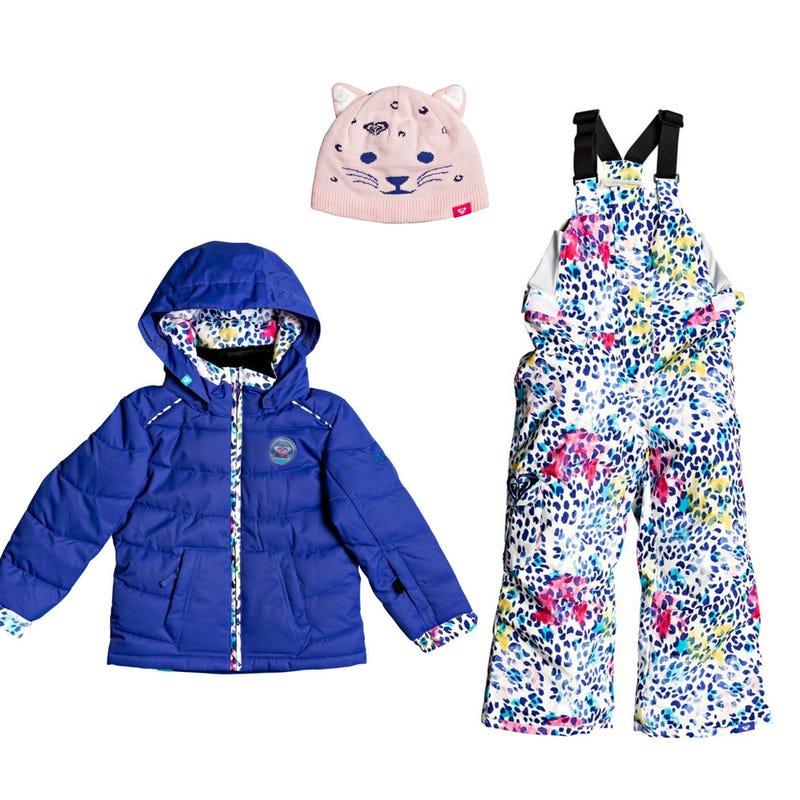 Snowsuit Anna 2-7y- Royal Blue