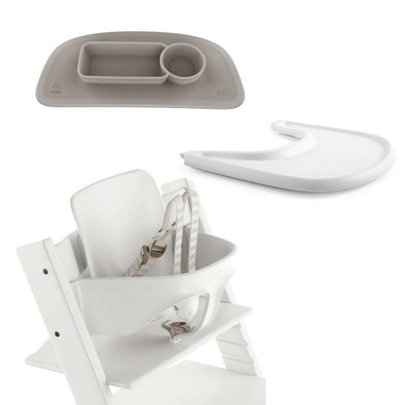 Bundle Baby Set Stokke - White