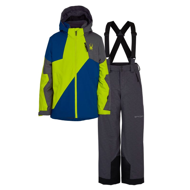 Bundle Snowsuit Ambush 10-14ans - Blue