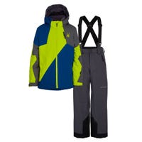 Ensemble Habit de Neige Ambush 10-14ans - Royal