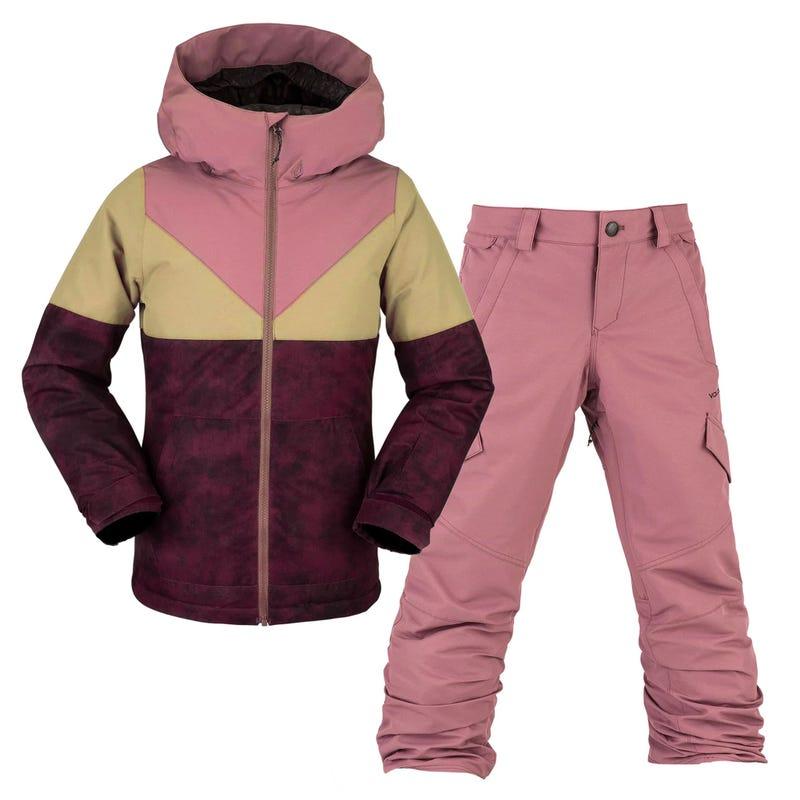 Snowsuit Westerlies 7-16Y - Pink