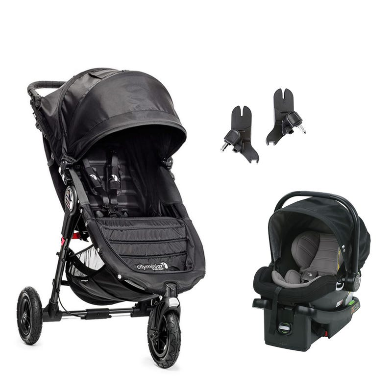 Bundle City Mini GT Stroller and City Go Car Seat