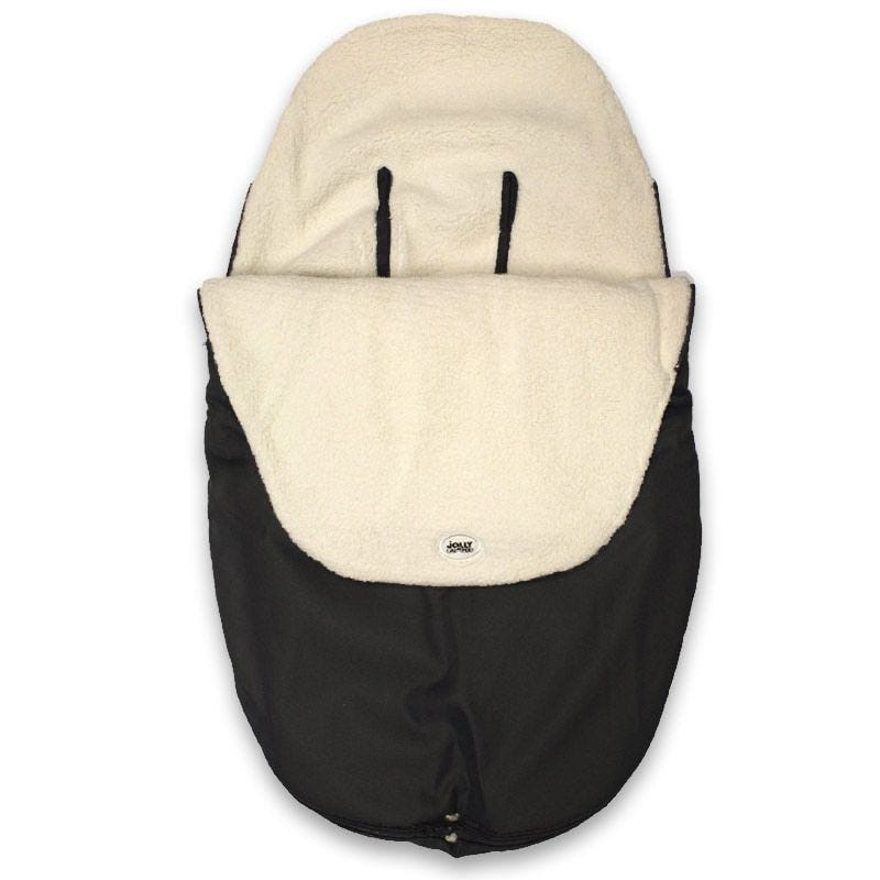 Car Seat Cover Cuddlebag - Black