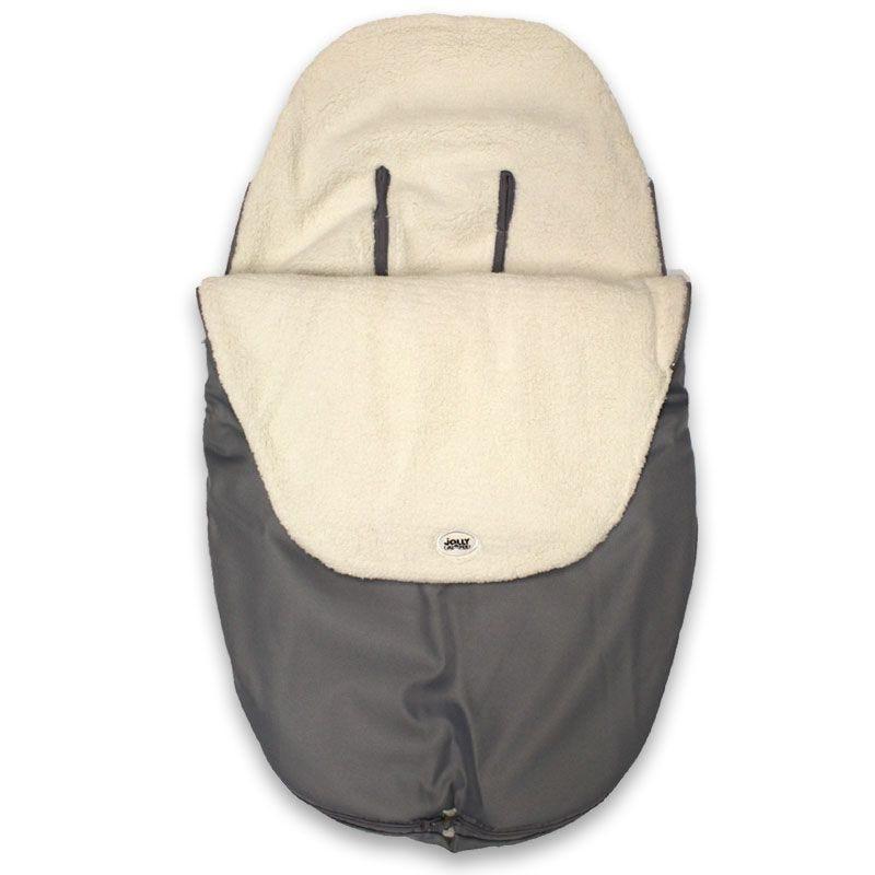 Car Seat Cover Cuddlebag - Gray