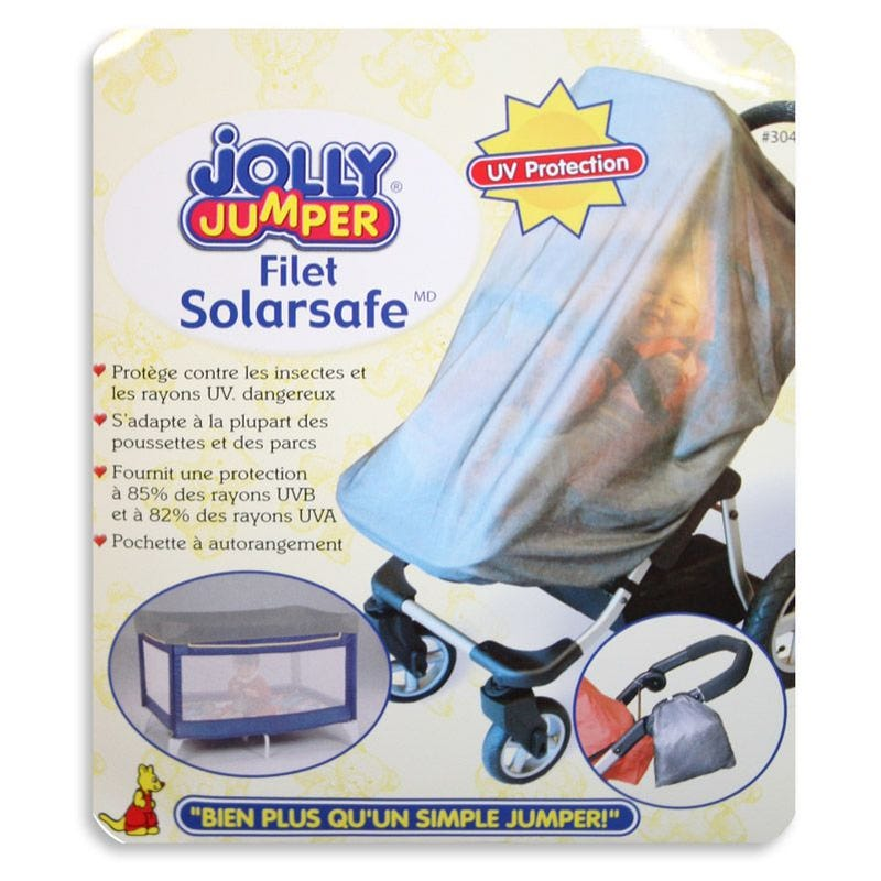 Stroller And Playpen Solar Safe Net