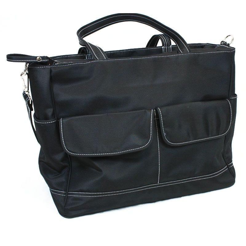 Diapers Bag - Black